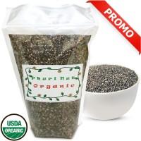 harga Black Chia Seed Mexico 1 Kg Tokopedia.com