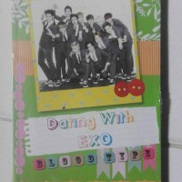 Dating With EXO: Blood Type by Ahn Zelly (Buku EXO)