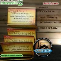 Souvenir Dzikir Setelah Shalat Wajib dan Sunnah - At Taqwa - Karmedia