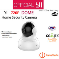 Jual Xiaomi Yi Dome Home Cctv Camera 360 Night Vision International Version Murah