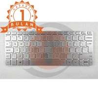 Keyboard HP Mini 110-3500, 210-2000, dm1-4000. CQ 10-600 - Silver