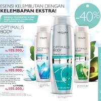 Optimals Body Lotion Oriflame