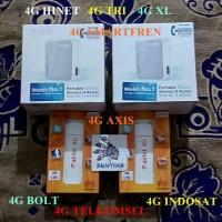 PAKET-MX WIFI HOTSPOT LTE MR3020 & HUAWEI E3372 4G SMARTFREN & GSM