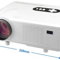 infokus infocus LED LCD proyektor CHEERLUX CHERLUX CL720 3000 lumen TV
