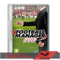 Football Manager 2017 / Fm 2017 - Steam Offline