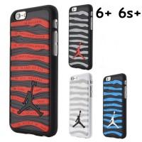 FOR IPHONE 6+ 6S+ PLUS - HARD CASE 3D Air Jordan STRIPE CASING COVER