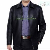 Jual jaket kulit domba asli model elegan Murah