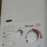 Water Heater Rinnai Sharp Paloma Ariston