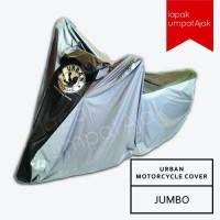 Cover / Sarung Motor Urban Jumbo (Motor Sport/Ninja/R25/CBR)