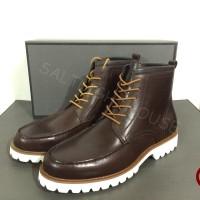 Sepatu Boots Kulit Pedro Original M172X