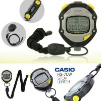 CASIO STOPWATCH SERIES HS-70W Casio 100% Original