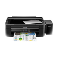 Printer Epson L380 (Print, Scan, Copy), Garansi Resmi 2 tahun