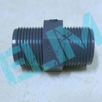 Double Niple 3/4 PVC