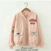 bruni jaket pink
