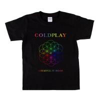 Kaos Anak Coldplay Head Full Of Dreams