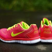 harga Sepatu Wanita Sneakers Nike Free Run Made In Vietnam Asli Import Tokopedia.com