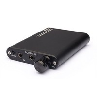 Topping NX1A Portable Headphone Amplifier (NX1 Upgrade Version) - Blac