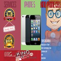 IPHONE 5 64GB PRE OWNED BY APPLE 100 BERKUALITAS! | Grosir!