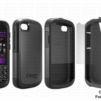 Otterbox Commuter Blackberry Q10 Original Black Murah