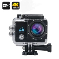 Kamera Perekam Action sport camera wifi 4k ultra 16 mp full hd 1080