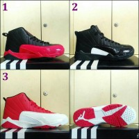 sepatu basket jordan / volley volly league asics mizuno nike adidas