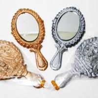 Harga promo souvenir pernikahan cermin oval gratis kartu ucapan diskon 3 | Pembandingharga.com