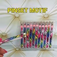 [MOTIF/GAMBAR] PINSET CABUT ALIS / BULU BAHAN STAINLESS STEEL