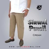 Celana Panjang Pria | Celana Sirwal Pensil | Sirwal Modis CR Murah