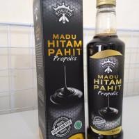 Jual Madu Hitam Pahit Propolis Raja Lebah // 100% Madu Murni Murah
