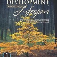 BUKU DEVELOPMENT THROUGH THE LIFESPAN (1) / LAURA E. BERK / PP