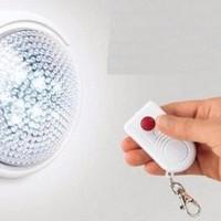 Remote Brite Light - Lampu dgn tombol Remote (Light wireless remote co