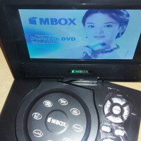 """DVD Portable Player MBOX 9"""""""
