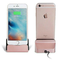 Docking Dock Charger For Iphone 5 6 7 Docking Charger
