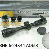 telescope/scope gsr gold snb 6-24x44AOR ir