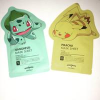 Pokemon Mask Sheet