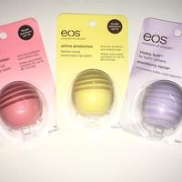 EOS Lip balm active protection