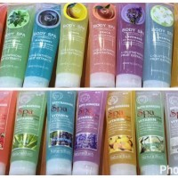 BODY SHOP EXFOLIATING GEL