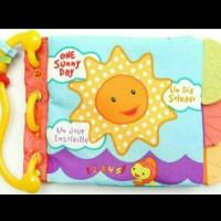 Theeter Book One Sunny Day / Buku bayi