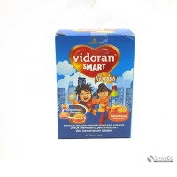 VIDORAN SMART PLUS TABLET ISI 30 RASA JERUK