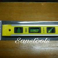 "waterpass TORPEDO PROHEX waterpas magnet level 9"" 4610-100 GERMANY"