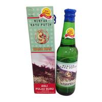 Minyak Kayu Putih NAGA MAS Super Asli Pulau Buru 330ml