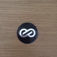 Stiker dop logo Enkei