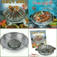 Jual fancy grill stainles 33cm maspion Murah