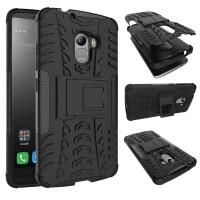 Lenovo K4 Note - A7010 Armor Case Xphase 2 Soft Gel Case+Polycarbonate