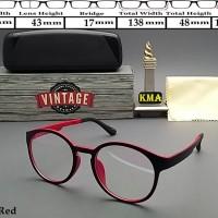 Frame kacamata Kacamata korea frame bulat vintage kacamata minus 6ba2b3d398