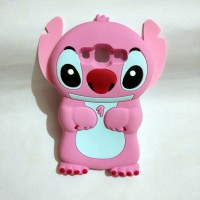 Samsung J1 Ace J110 Silicon 3D Kartun Disney Stitch #4 Softcase Hp