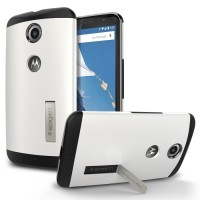 Sgp Slim Armor Case For Motorola Nexus 6 White