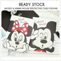Jual Casing Ipad Pro 9.7inch Mickey Minnie Murah