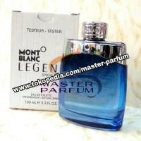 MontBlanc Legend Blue Special Edition Tester. ORIGINAL PARFUM 100%