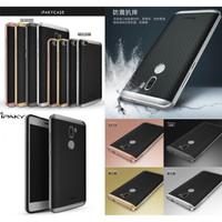 Case IPAKY Samsung J5 Prime J5P ON5 2016 Back Cover Slim Carbon